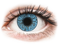 alensa.dk - Kontaktlinser - FreshLook Colors Sapphire Blue - med styrke