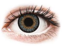 alensa.dk - Kontaktlinser - FreshLook One Day Color Blue - med styrke