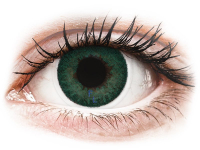alensa.dk - Kontaktlinser - FreshLook Dimensions Carribean Aqua - med styrke