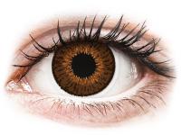 alensa.dk - Kontaktlinser - Expressions Colors Brown - med styrke
