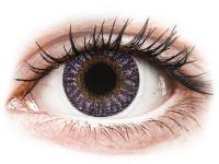 alensa.dk - Kontaktlinser - TopVue Color - Violet - uden styrke
