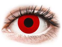 alensa.dk - Kontaktlinser - ColourVUE Crazy Lens - Red Devil - endagslinser uden styrke