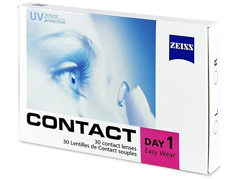 Image of   Carl Zeiss Contact Day 1 (30 linser)