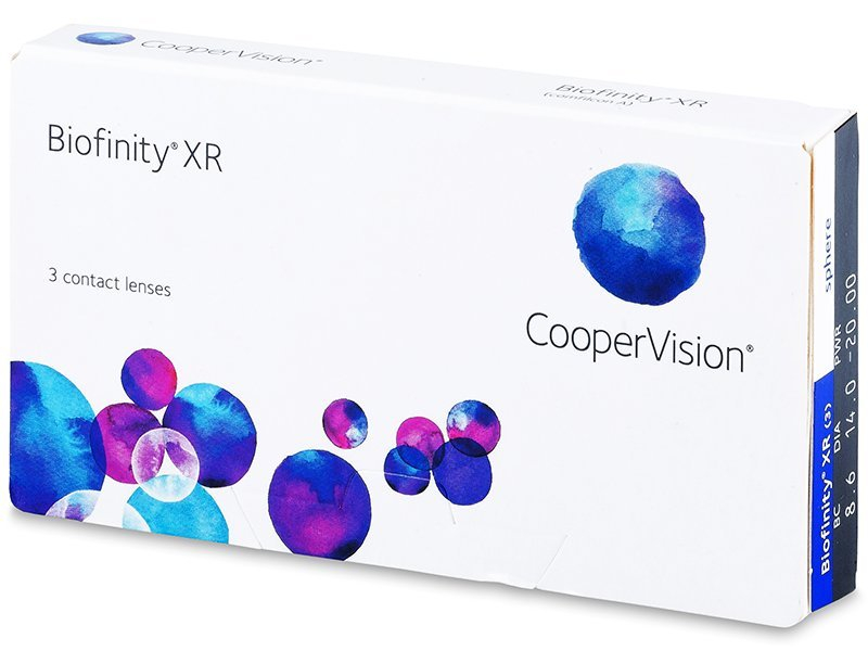 Image of   Biofinity XR (3 linser)