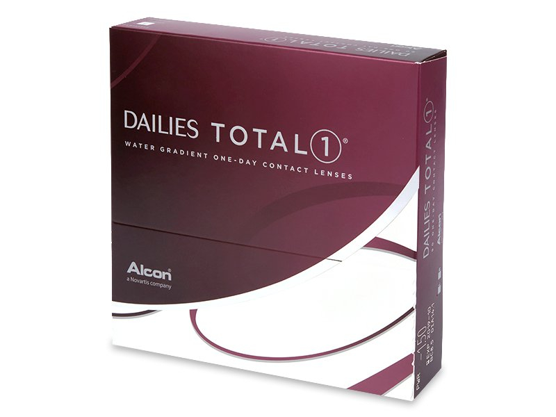 Image of Dailies TOTAL1 (90 linser)