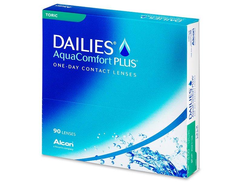 Dailies AquaComfort Plus Toric (90linser)