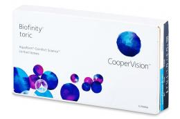 Biofinity Toric (6linser) - Cooper Vision