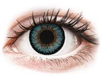 alensa.dk - Kontaktlinser - ColourVUE 3 Tones Aqua - uden styrke
