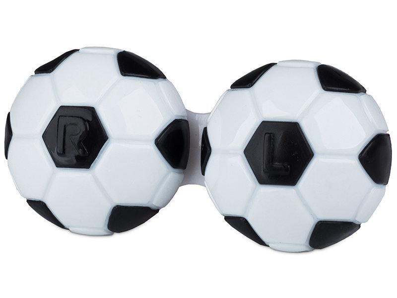 "Etui ""Fodbold"" - sort"