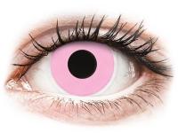 alensa.dk - Kontaktlinser - ColourVUE Crazy Lens - Barbie Pink - uden styrke