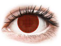 alensa.dk - Kontaktlinser - ColourVUE Crazy Lens - Red Screen - uden styrke
