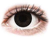 alensa.dk - Kontaktlinser - ColourVUE Crazy Lens - Black Screen - uden styrke