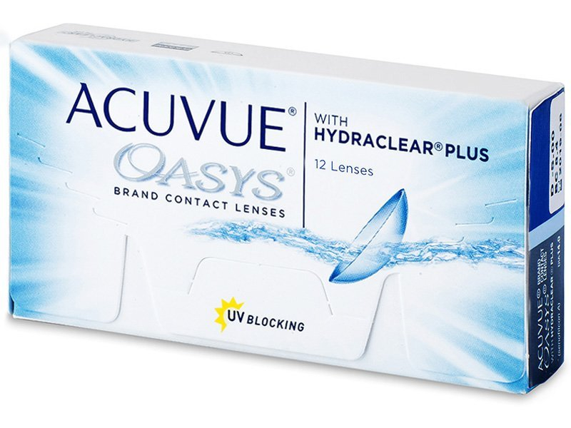 Image of   Acuvue Oasys (12 linser)