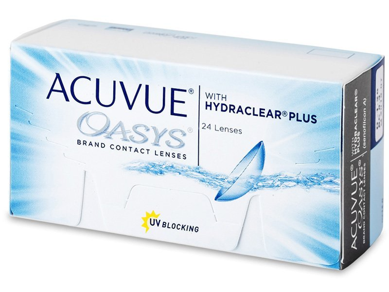 Image of   Acuvue Oasys (24 linser)