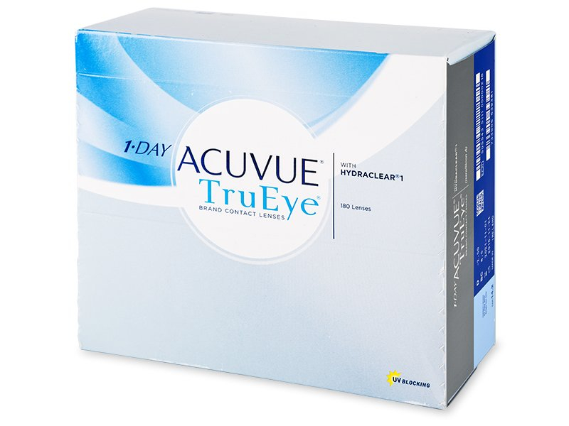 Image of   1 Day Acuvue TruEye (180 linser)