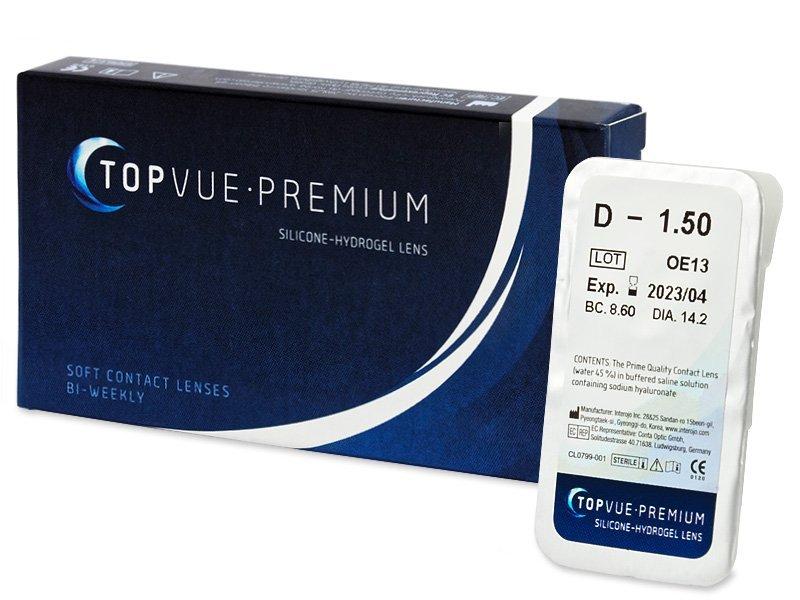 TopVue Premium (1 linse)