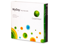 alensa.dk - Kontaktlinser - MyDay daily disposable