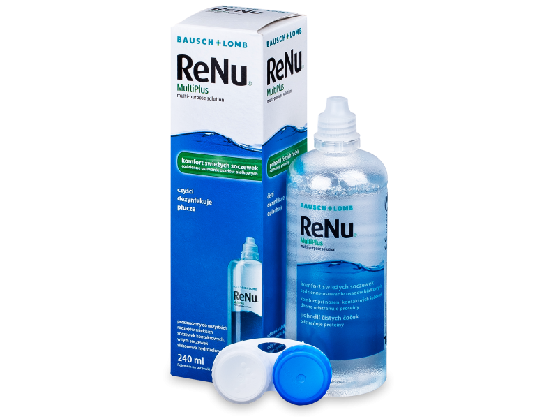 Image of   ReNu MultiPlus 240 ml