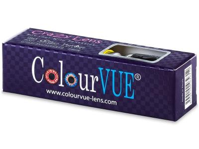 Crazy ColourVUE - Uden styrke (2linser)