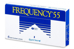 Frequency 55 (6linser) - Cooper Vision
