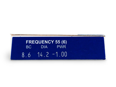Frequency 55 (6linser)