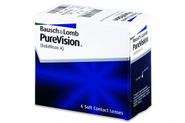 PureVision (6linser) - Bausch and Lomb