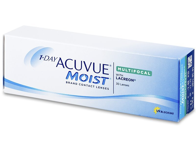 Image of   1 Day Acuvue Moist Multifocal (30 linser)