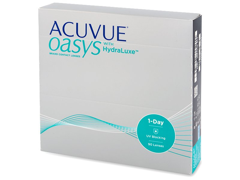 Image of   Acuvue Oasys 1-Day (90 linser)