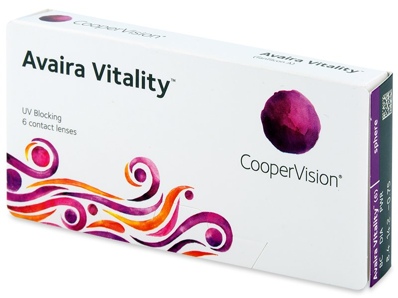 Image of   Avaira Vitality (6 linser)