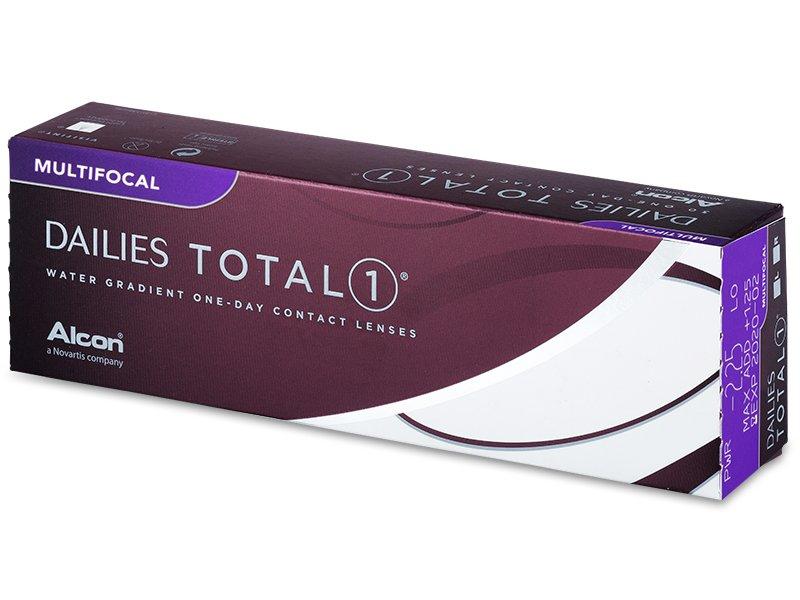 Image of Dailies TOTAL1 Multifocal (30 linser)