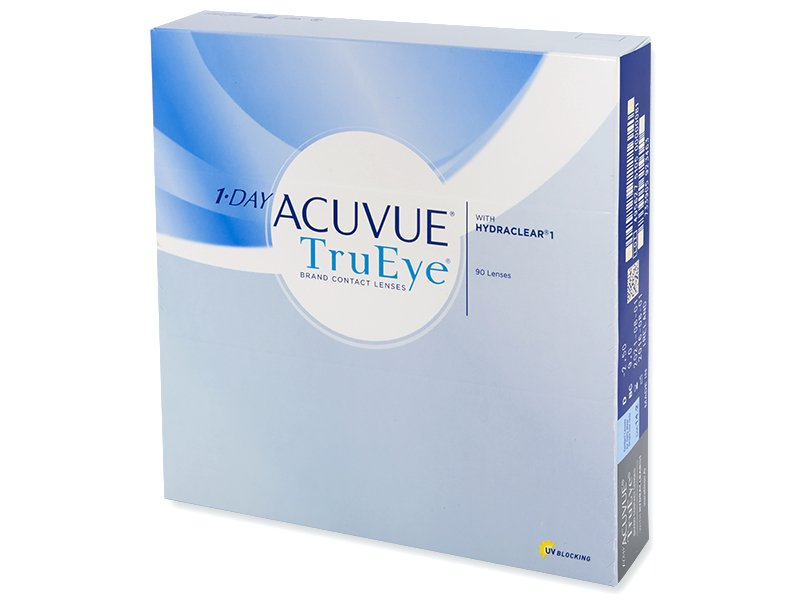 Image of   1 Day Acuvue TruEye (90 linser)