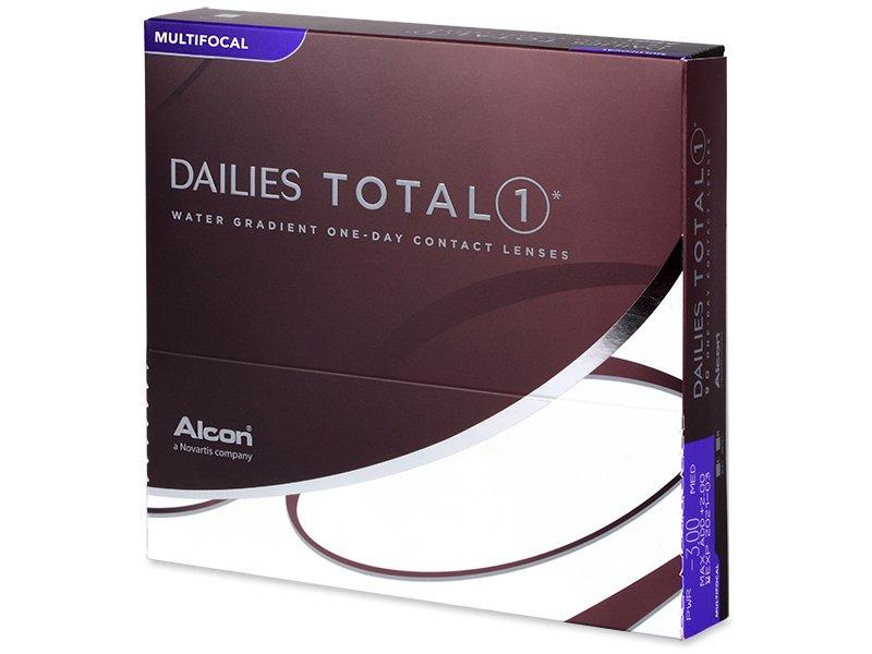 Image of Dailies TOTAL1 Multifocal (90 linser)