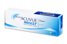 1 Day Acuvue Moist (30linser) - Acuvue DONT USE