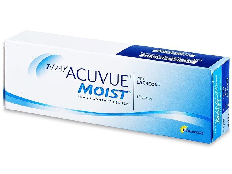 Image of   1 Day Acuvue Moist (30 linser)