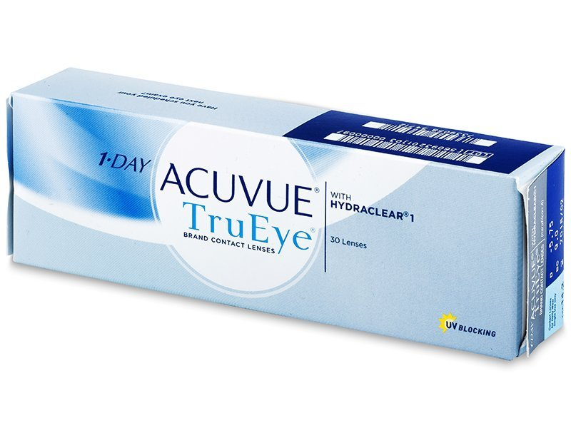 Image of   1 Day Acuvue TruEye (30 linser)