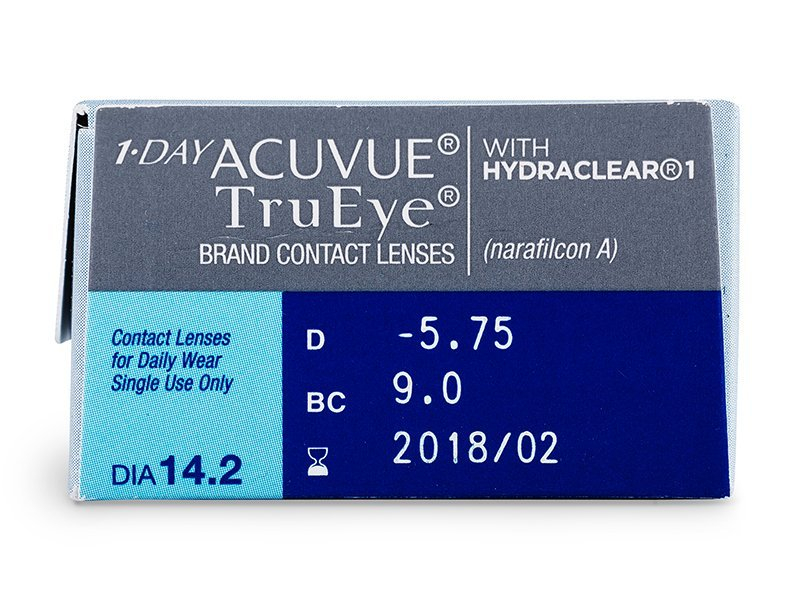 1 Day Acuvue TruEye (30linser)