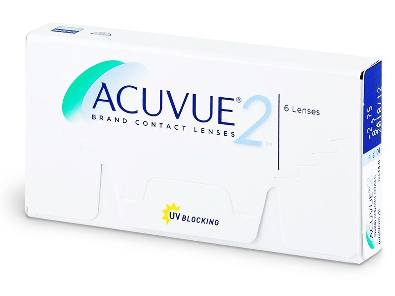 Image of   Acuvue 2 (6 linser)