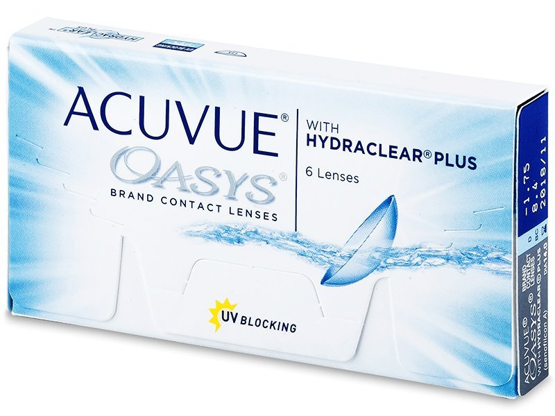 Image of   Acuvue Oasys (6 linser)