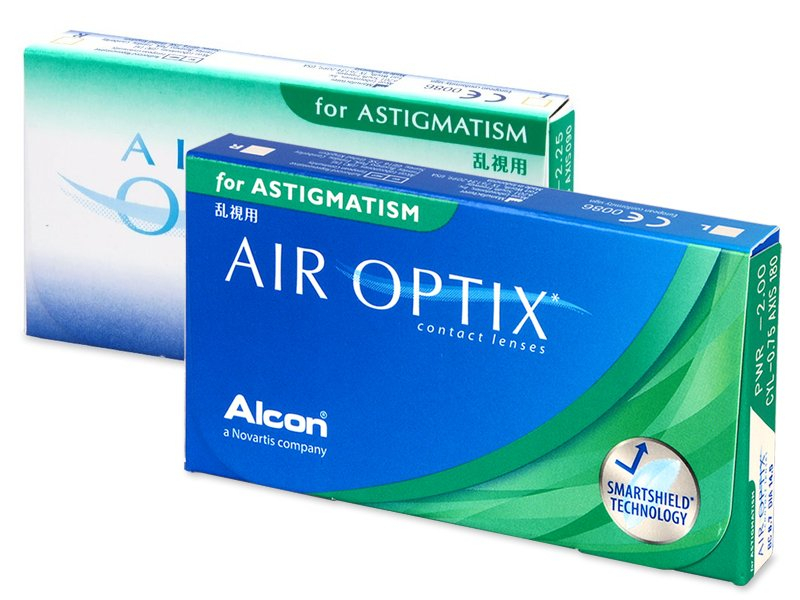 Image of   Air Optix for Astigmatism (3 linser)