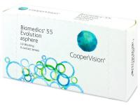 alensa.dk - Kontaktlinser - Biomedics 55 Evolution