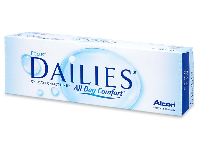 Image of Focus Dailies All Day Comfort (30 linser)