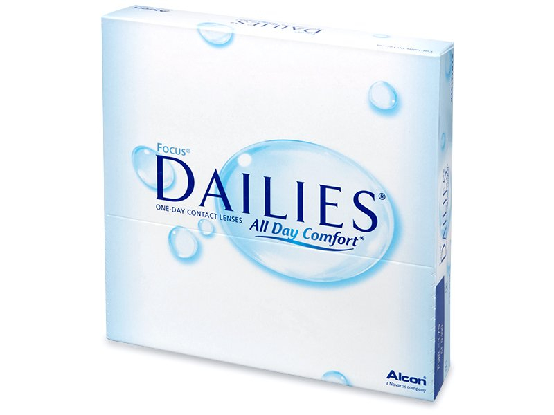 Image of Focus Dailies All Day Comfort (90 linser)