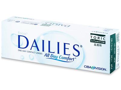 Focus Dailies Toric (30linser)
