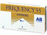 alensa.dk - Kontaktlinser - Frequency 55 Aspheric