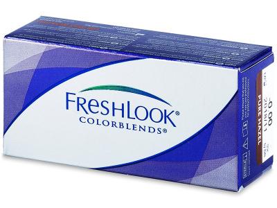 FreshLook ColorBlends - Uden styrke (2linser)