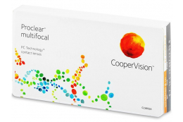 Proclear Multifocal (3 linser) - Cooper Vision