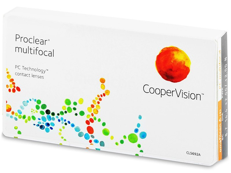 Proclear Multifocal (3 linser)