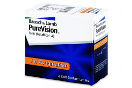 PureVision Toric (6linser) - Bausch and Lomb
