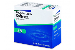 SofLens 38 (6linser) - Bausch and Lomb