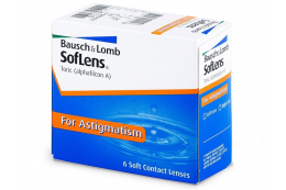 SofLens Toric (6linser) - Bausch and Lomb